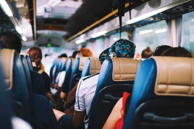 Charter Bus Driver Tips