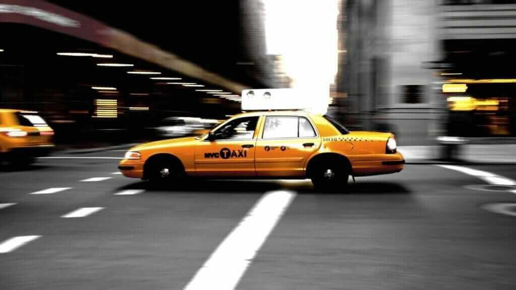 Niujorko taksi patarimas