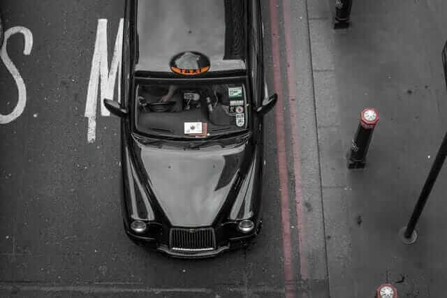 London Taxi Tipping