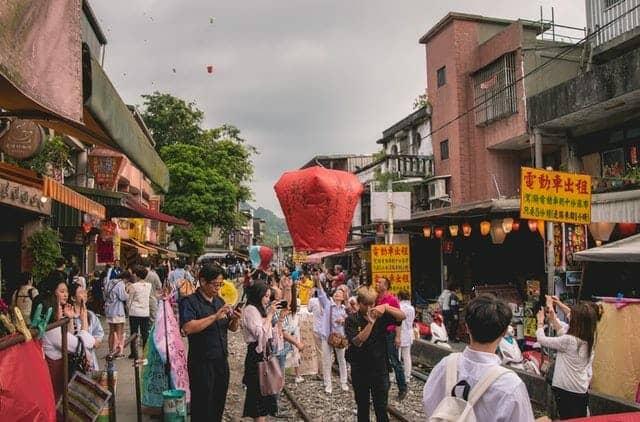 Tipping in Taiwan