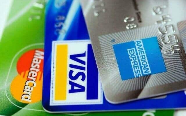 4520 Credit Card Type